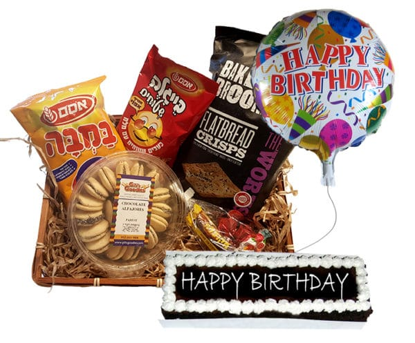 Budget Birthday Basket