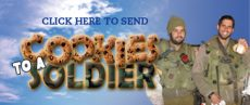 Israeli Soldier Care Packages